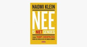 Naomi Klein – Nee is niet genoeg