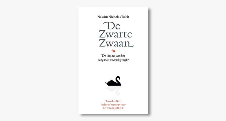 Nassim Nicholas Taleb – De zwarte zwaan: de impact van het hoogst onwaarschijnlijke