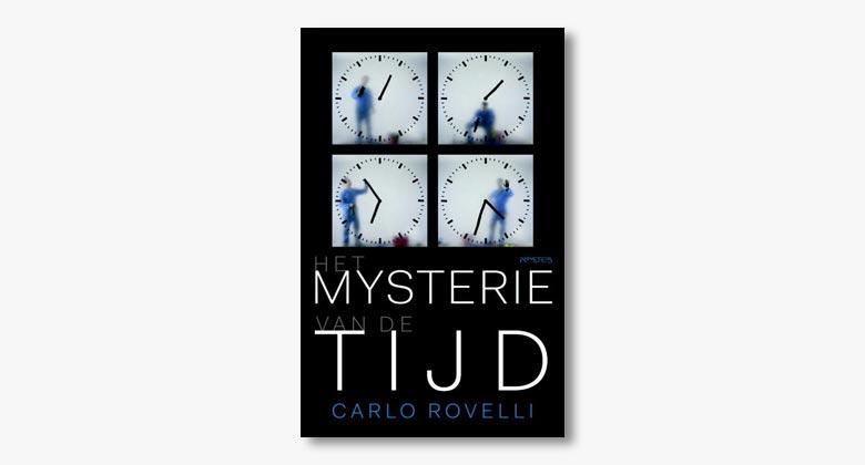 Carlo Rovelli – Het mysterie van de tijd